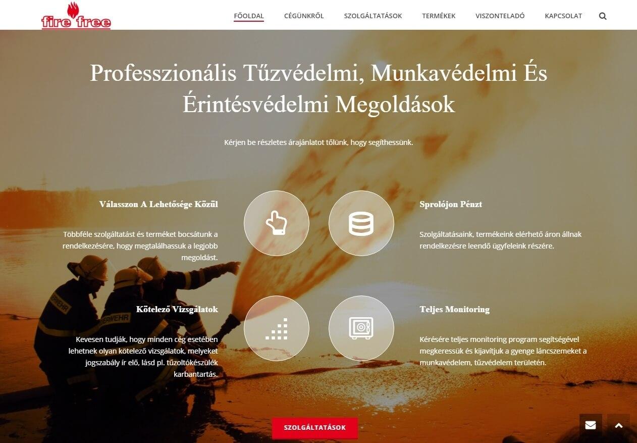 weboldal készítése, honlapkészítés, honlapszerkesztés