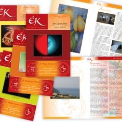 magazin tervezés, magazin fejléc tervezés, címnegyed tervezés, prospektus tervezés, grafikai tervezés, dtp