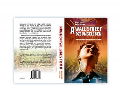 A Wall Street dzsungelében könyv borítója
