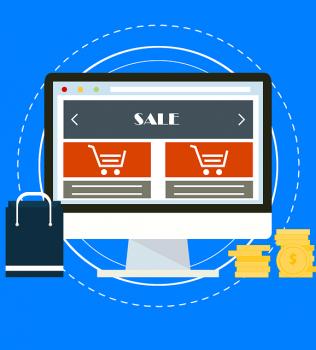Bérelhető webshop (Shopify, Unas, Shoprenter) vs WordPress (WooCommerce) és egyedi fejlesztés