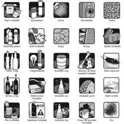 piktogram tervezés, arculattervezés, logó tervezés