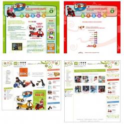 webáruház tervezése