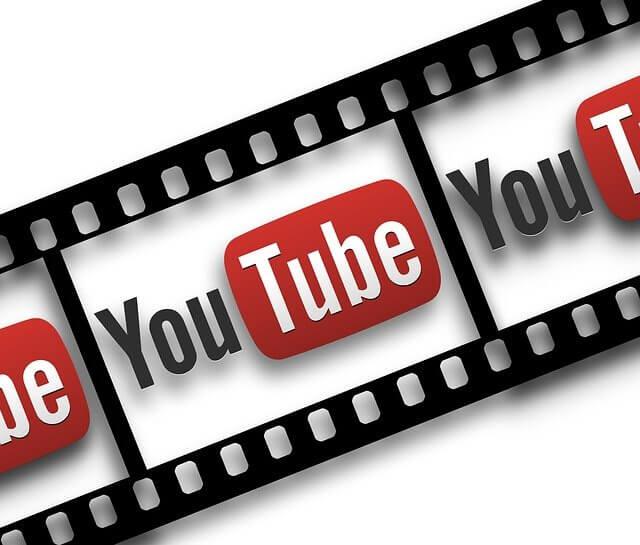 YouTube film ikon